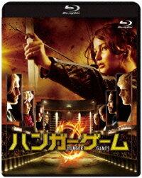 ハンガー・ゲーム ブルーレイ[2枚組]【Blu-ray】