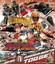 烈車戦隊トッキュウジャー VOL.10【Blu-ray】 [...