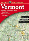 Vermont Atlas & Gazetteer [ Delorme Mapping Company ]
