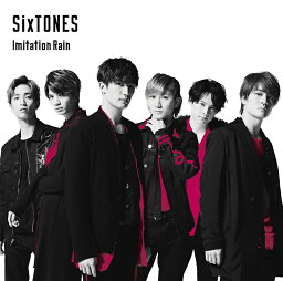 Imitation Rain / D.D. (通常盤) [ SixTONES vs <strong>Snow</strong> <strong>Man</strong> ]