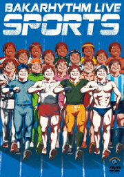 <strong>バカリズム</strong>ライブ 「SPORTS」 [ <strong>バカリズム</strong> ]