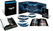 ダークナイト トリロジー ブルーレイBOX(5枚組) 【初回数量限定生産】【Blu-ray】