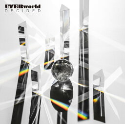 DECIDED (初回限定盤 CD+DVD) [ <strong>UVERworld</strong> ]