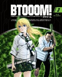BTOOOM! 3【Blu-ray】 [ <strong>本郷奏多</strong> ]