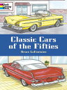 CLASSIC CARS OF THE FIFTIES [ BRUCE LAFONTAINE ]