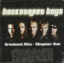 【輸入盤】Greatest Hits : Chapter One Backstreet Boys