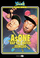AsONE RAP TAG MATCH 20141230