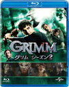 GRIMM/グリム シーズン2 バリューパック【Blu-ray】 [ デヴィッド・ジュントーリ ]