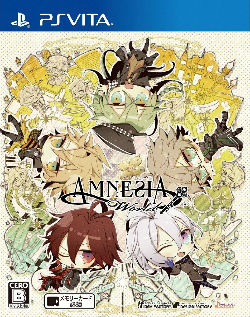 AMNESIA World 通常版