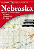 Nebraska - Delorme 2nd [ Rand McNally ]