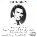 其它 - 【輸入盤】交響曲第5番『運命』、他 ケンペ&シュターツカペレ・ドレスデン [ ベートーヴェン(1770-1827) ]