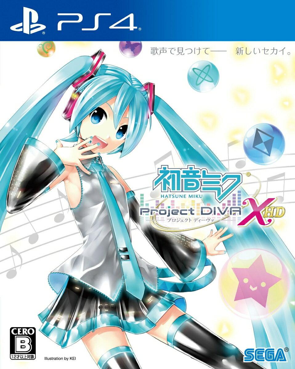 【予約】初音ミク - Project DIVA - X HD
