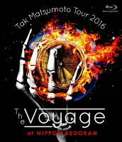 Tak Matsumoto Tour 2016 -The Voyage- at 日本武道館 【Blu-ray】