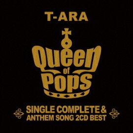 T-ARA��SingleComplete BEST ALBUM ��Queen of Pops�ɡʥ���������ס�