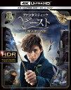 ファンタスティック・ビーストと魔法使いの旅 <4K ULTRA HD&3D&2D ブルーレイセット>(3枚組/魔法動物カード全7類…