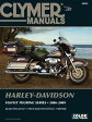 ショッピングハーレーダビッドソン HARLEY-DAVIDSON FLH/FLT TOURING SERIES [ CLYMER PUBLISHING ]