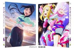 ラブライブ!サンシャイン!! 2nd Season Blu-ray 6 特装限定版【Blu-ray】 [ <strong>伊波杏樹</strong> ]