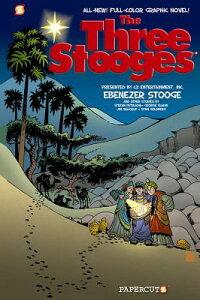TheThreeStoogesGraphicNovels#2:EbenezerStooge[GeorgeGladir]