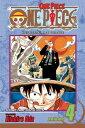 One Piece, Vol. 4 1 PIECE VOL 4 (One Piece) [ Eiichiro Oda ]