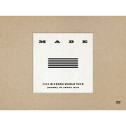 2015 BIGBANG WORLD TOUR [MADE] IN SEOUL DVD�ڽ�����������
