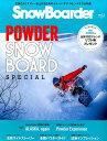 SnowBoarder(2017 vol.3) [ 実業之日本社 ]