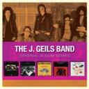 【輸入盤】 J.GEILS BAND / ORIGINAL ALBUM SERIES (5CD) [ J・ガイルズ・バンド ]