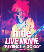 "LIVE MOVIE""PSYENCE A GO GO"" 〜20YEARS from 1996〜【Blu-ray】"