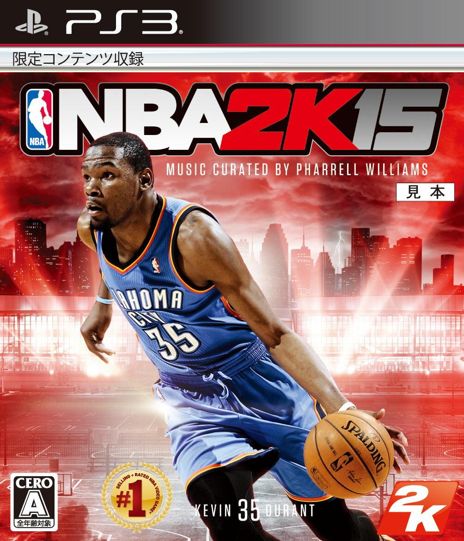 NBA 2K15 PS3版...:book:17104631