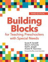 Building Blocks for Teaching Preschoolers with Special Needs BUILDING BLOCKS FOR TEACHING P [ Susan R. Sandall ]
