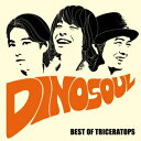 DINOSOUL -BEST OF TRICERATOPS-(CD+DVD) [ TRICERATO