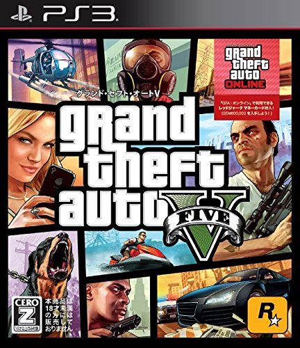 Grand Theft Auto V PS3版...:book:17606874