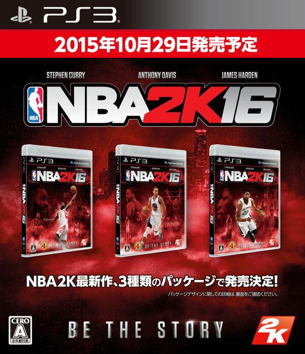 NBA 2K16 PS3版...:book:17551852