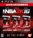 NBA 2K16 PS3版