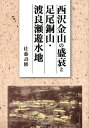 西沢金山の盛衰と足尾銅山・渡良瀬遊水地 [ 佐藤壽修 ]