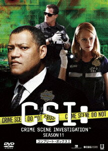 CSI:�ʳ��ܺ��� ��������11 ����ץ��DVD BOX-1