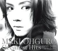 Greatest Hits 1991-2016~ALL Singles+~ (STANDARD盤 3CD)