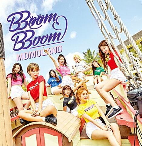 BBoom BBoom (初回限定盤A CD+DVD) [ MOMOLAND ]