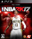 NBA 2K17 PS3版