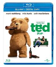 テッド ブルーレイ(デジタル・コピー付) 【Blu-ray】