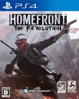 HOMEFRONT the Revolution PS4版