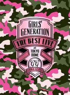 GIRLS' GENERATION THE BEST LIVE at TOKYO DOME…...:book:17336780