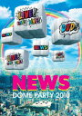 NEWS DOME PARTY 2010 LIVE LIVE LIVE DVD 【通常版】 NEWS