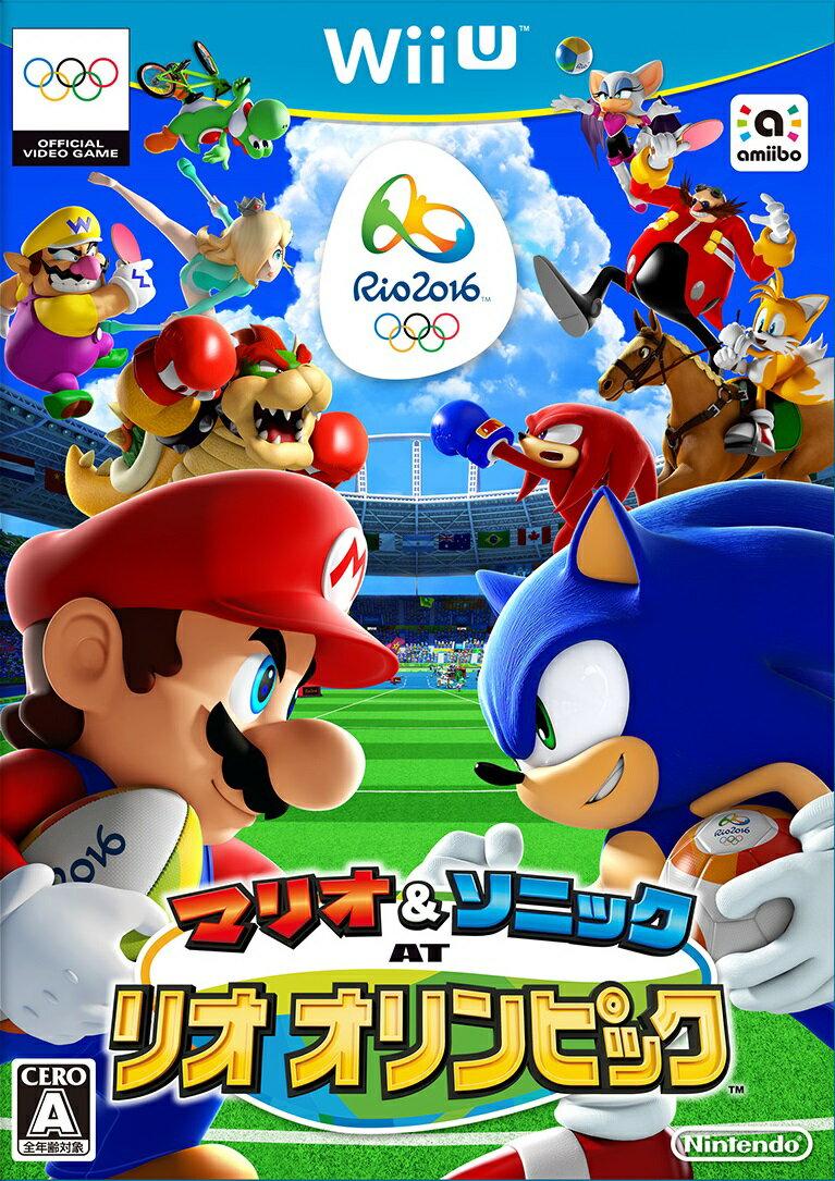 【予約】マリオ&ソニック AT リオオリンピック