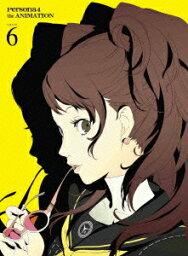 ペルソナ4 VOLUME 6【完全生産限定版】【Blu-ray】 [ <strong>森久保祥太郎</strong> ]