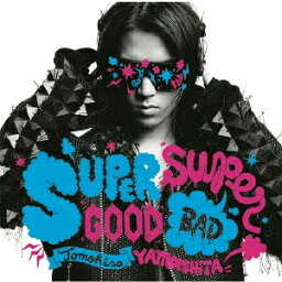 SUPERGOOD, SUPERBAD(通常盤2CD) [ <strong>山下智久</strong> ]