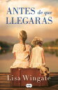 Antes de Que Llegaras / Before We Were Yours SPA-ANTES DE QUE LLEGARAS / BE Lisa Wingate