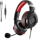 エレコム ゲーミングヘッドセット/HS-G60/オーバーヘッド/ブラック