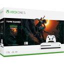 Xbox One S 1 TB (シャドウ オブザ トゥーム...