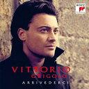 【輸入盤】『Arrivederci』 ヴィットリオ・グリゴーロ(T)(デラックス・ヴァージョン限定盤) [ Tenor Collection ]