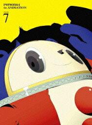 ペルソナ4 VOLUME 7【完全生産限定版】【Blu-ray】 [ <strong>森久保祥太郎</strong> ]